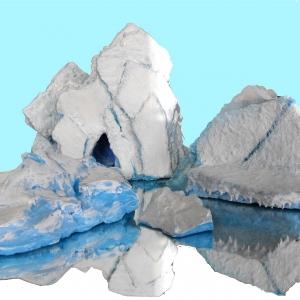 Installation.-Melting-Icebergs-detail