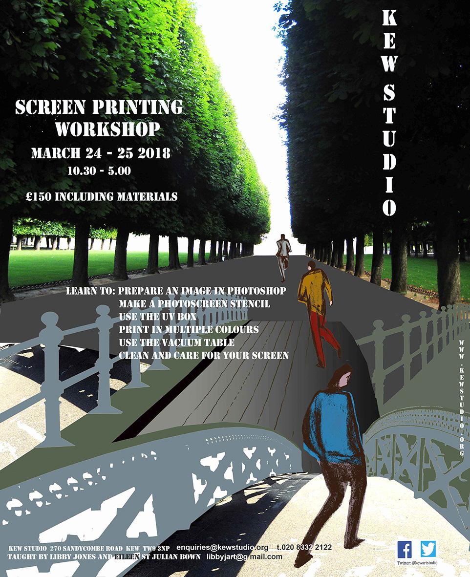 Exciting Print Workshop