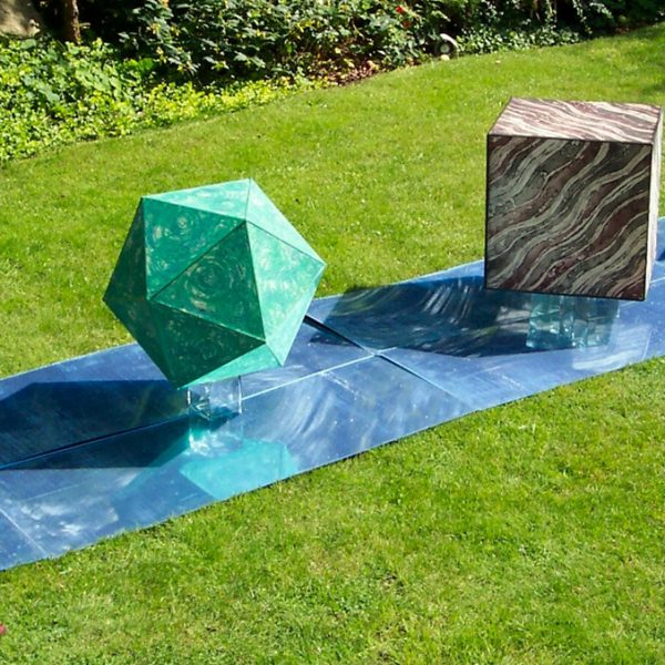 Platonic Solids Installation 2